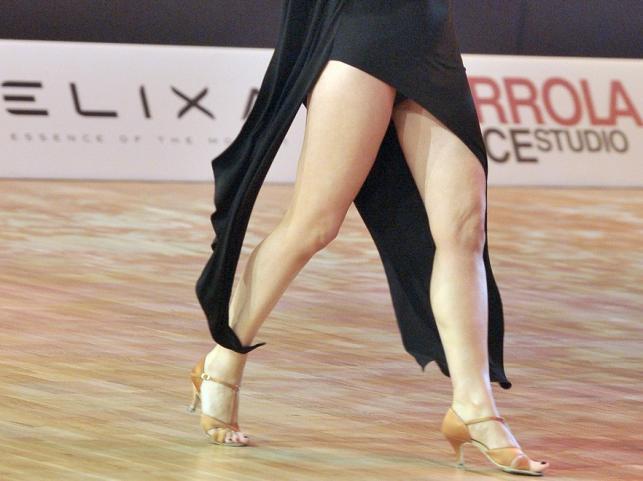 Seksowne nogi Katarzyny Pakosińskiej