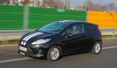 Ford ford fiesta