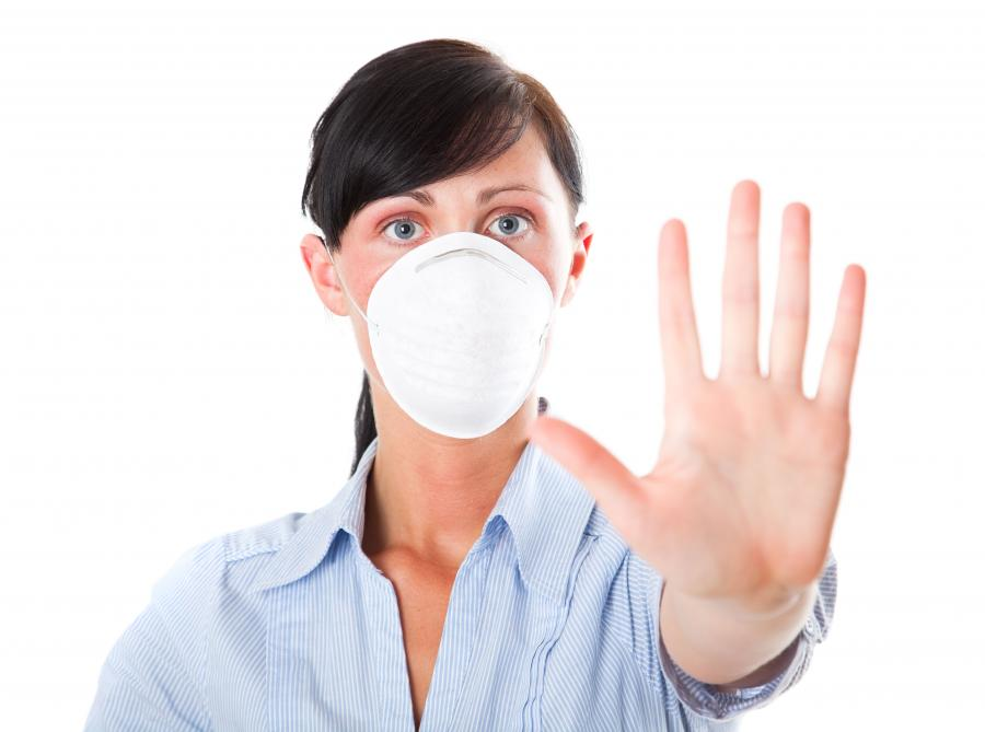 W jaki sposób zakażamy się grypą?