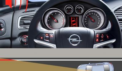 Oko kamery pokładowej rozpozna znaki i przekaże informację do komputera auta