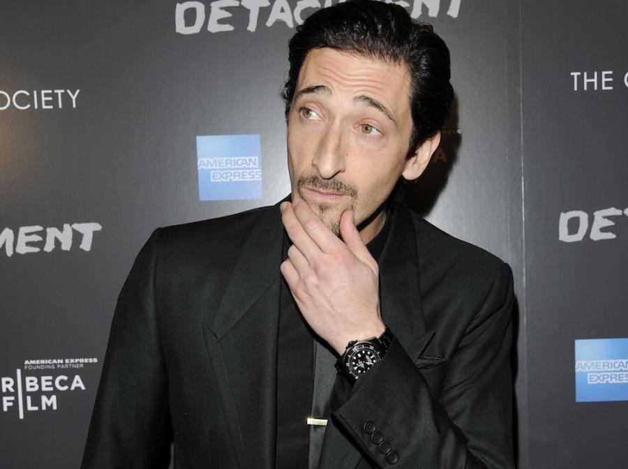 Adrien Brody zagrał Psychopatycznego Eda