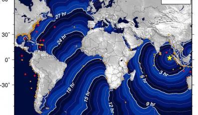 Geolog ostrzega: Tsunami może jeszcze nadejść