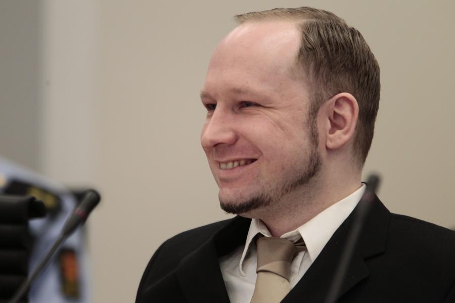 Anders Breivik, morderca z Oslo