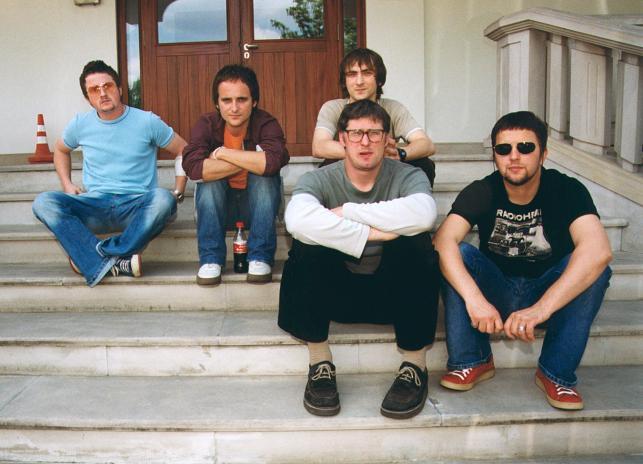"""Promocja albumu """"Korova Milky Bar"""" –27 czerwca 2002"""