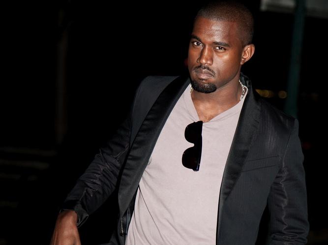 Oskarżony Kanye West