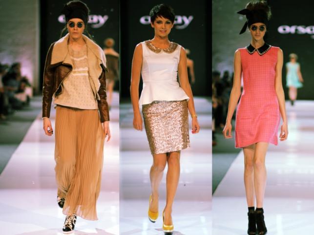 Orsay - pokaz kolekcji jesień/zima 2012/2013 na Fashion Week Poland