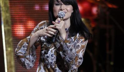 Ania Rusowicz na festiwalu w Opolu - czerwiec 2011