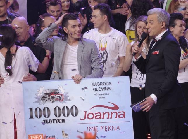 """Kamil Bednarek zwycięzcą """"Bitwy na głosy"""""""