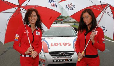Puchar Kia cee`d Lotos Cup zaliczył debiut na torze Hungaroring