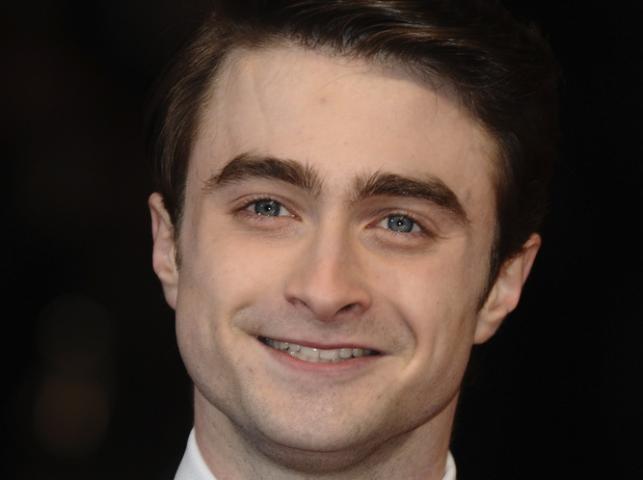 5. Daniel Radcliffe –30.50 dol. zysku