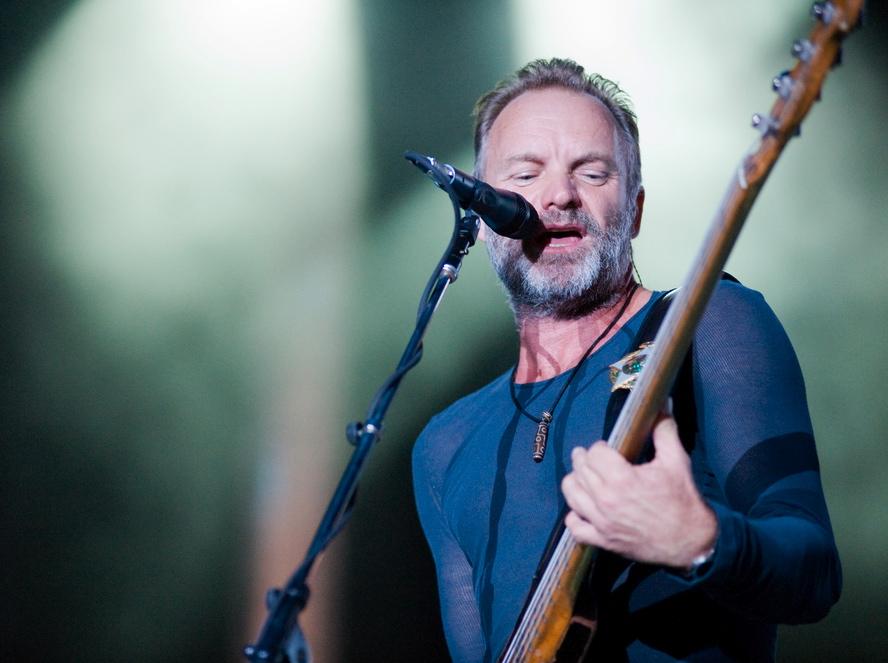 Sting zagra na Life Festival Oświęcim