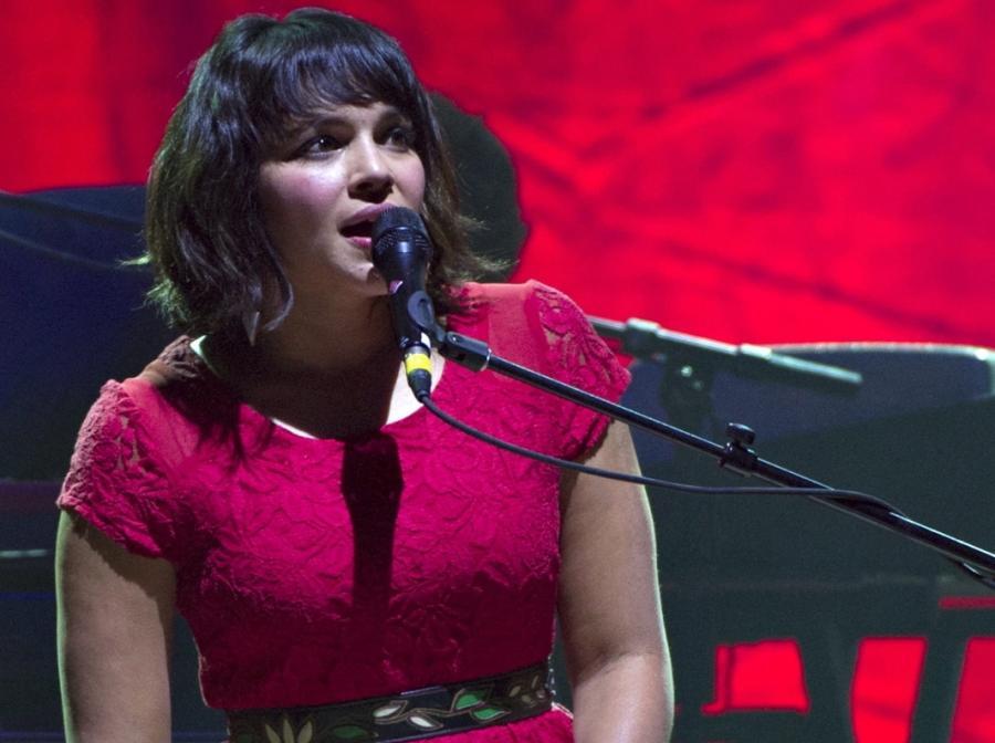 Norah Jones promuje nowy album \