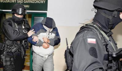 Sąd i prokuratura: Zatrzymanie i areszt żołnierzy zgodne z prawem