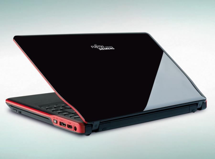 Nowy laptop dla biznesmena od Fujitsu-Siemens