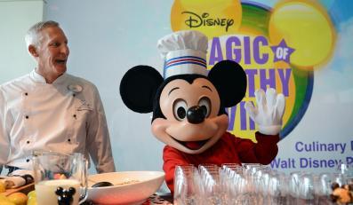 Disney walczy z otyłością u amerykańskich dzieci