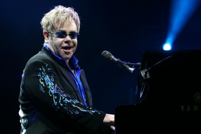 Elton John –18 czerwca (Oświęcim)