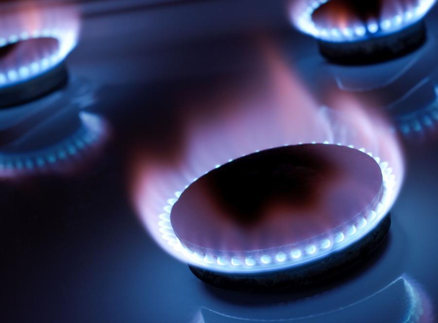 Kuchenka gazowa - zdjęcie ilustracyjne