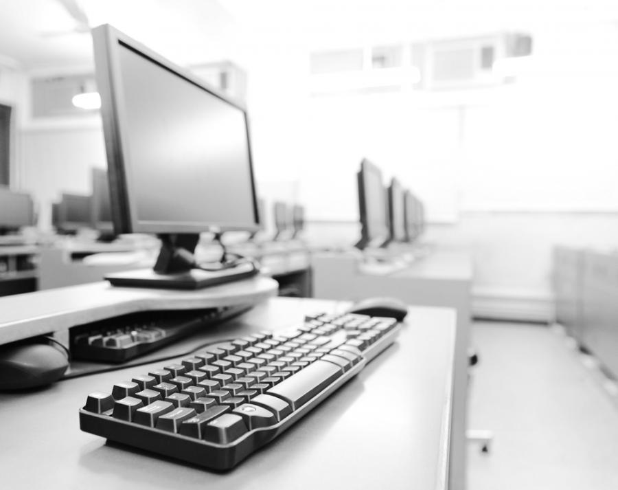Komputery - zdjęcie ilustracyjne