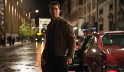"""Tom Cruise w swoim nowym filmie """"Jack Reacher"""""""