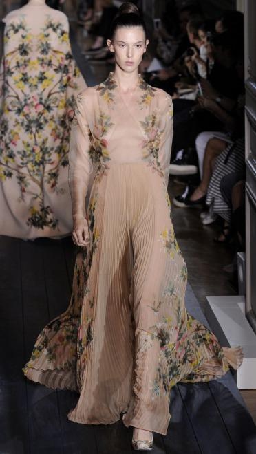 Kolekcja Valentino haute couture jesień/zima 2012/2013