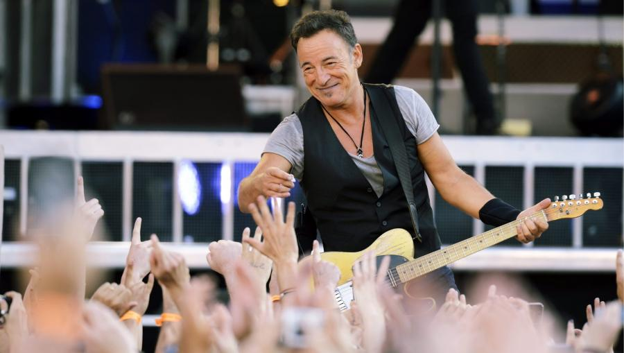 Bruce Springsteen zagrał z The Roots