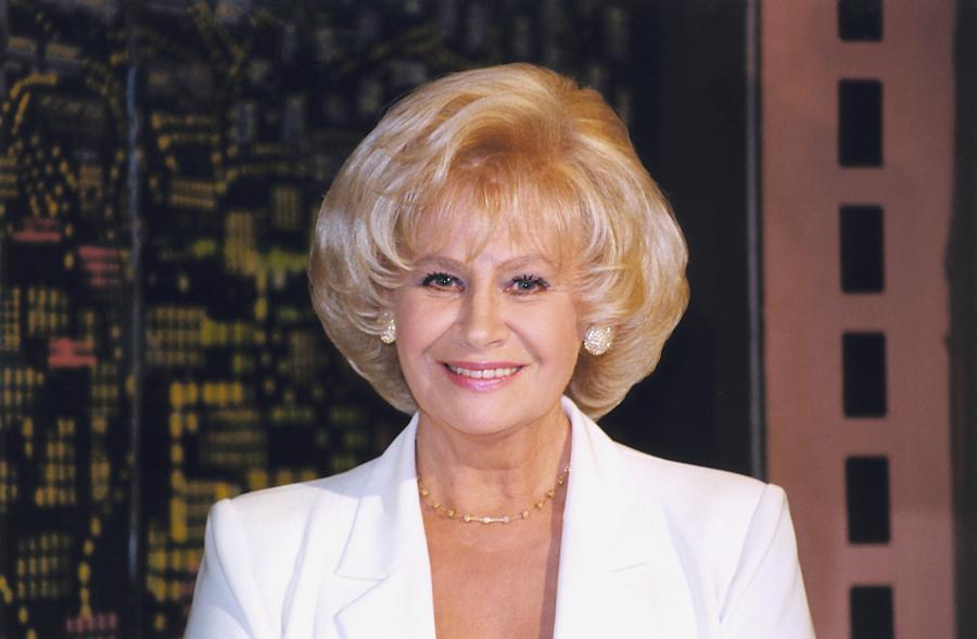 Gwiazdy telewizji sprzed lat  - Krystyna Loska