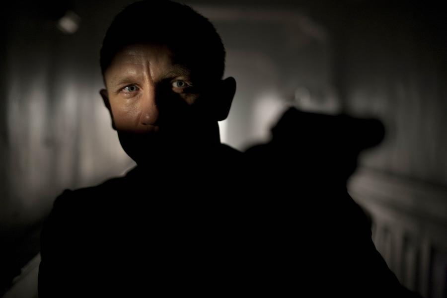 Daniel Craig, czyli Bond