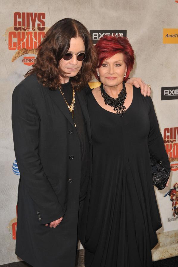 Długodystansowcy w Hollywood - Ozzy Osbourne z żoną Sharon