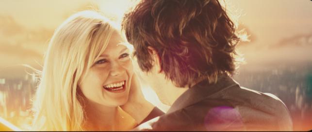 """Kirsten Dunst i Jim Sturgess jako """"Odwróceni zakochani"""""""