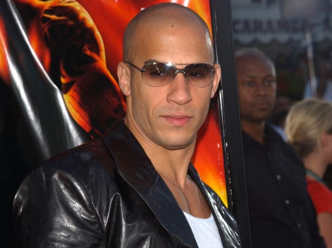 Vin Diesel gwiazdą \