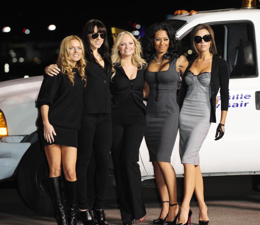 Spice Girls gwiazdami olimpiady w Londynie