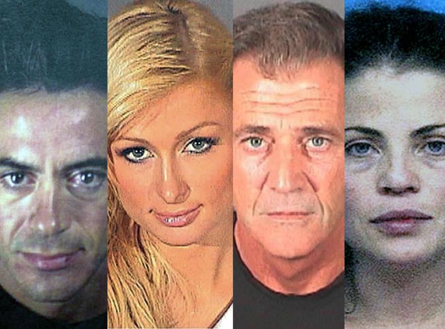 Gwiazdy w kartotekach policyjnych