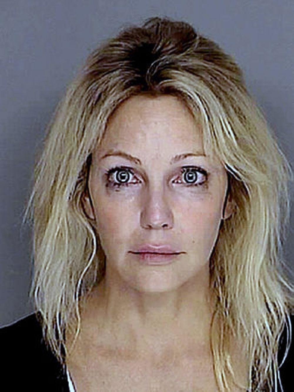 Gwiazdy w kartotekach policyjnych - Heather Locklear