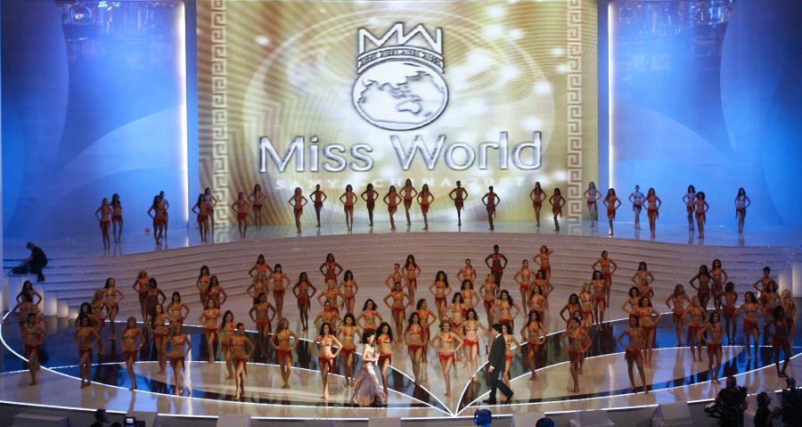 W konkursie wzięło udział 106 piękności