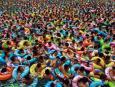 Upały na świecie - Chiny