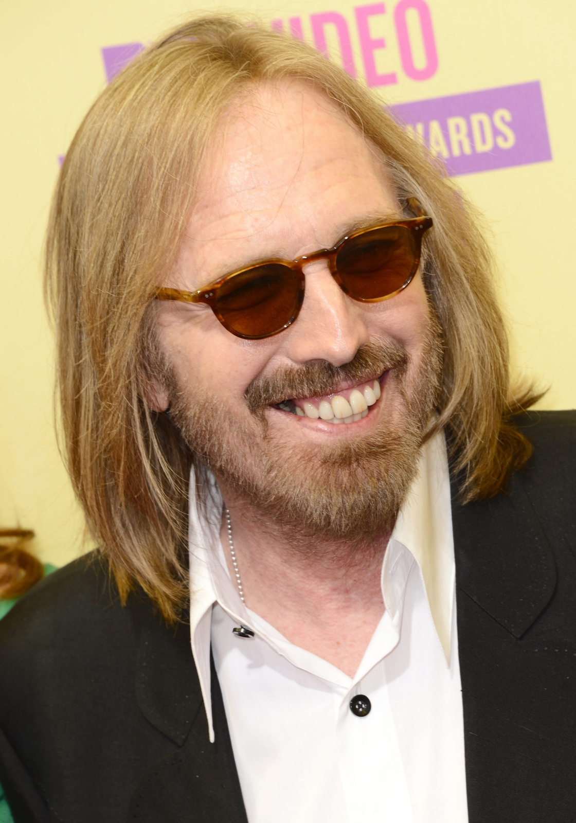 Tom Petty na MTV Video Music Awards 2012