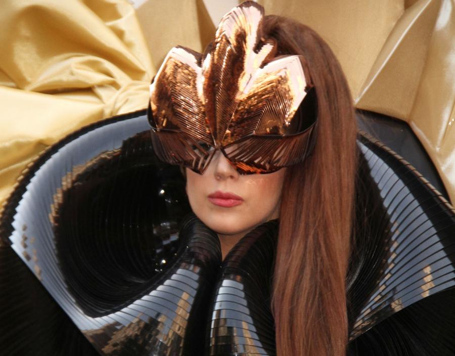 Lady Gaga nie będzie sięodchudzać