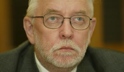 Były prezes Trybunału Konstytucyjnego Jerzy Stępień
