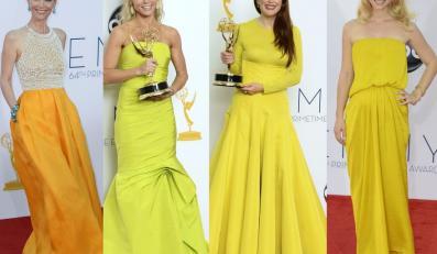 Gwiazdy na rozdaniu nagród Emmy 2012