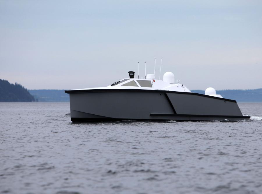 Okręt bezzałogowy Zyvex Marine - Piranha