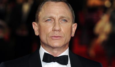 """Daniel Craig zawstydzony uwielbieniem na premierze """"Skyfall"""""""