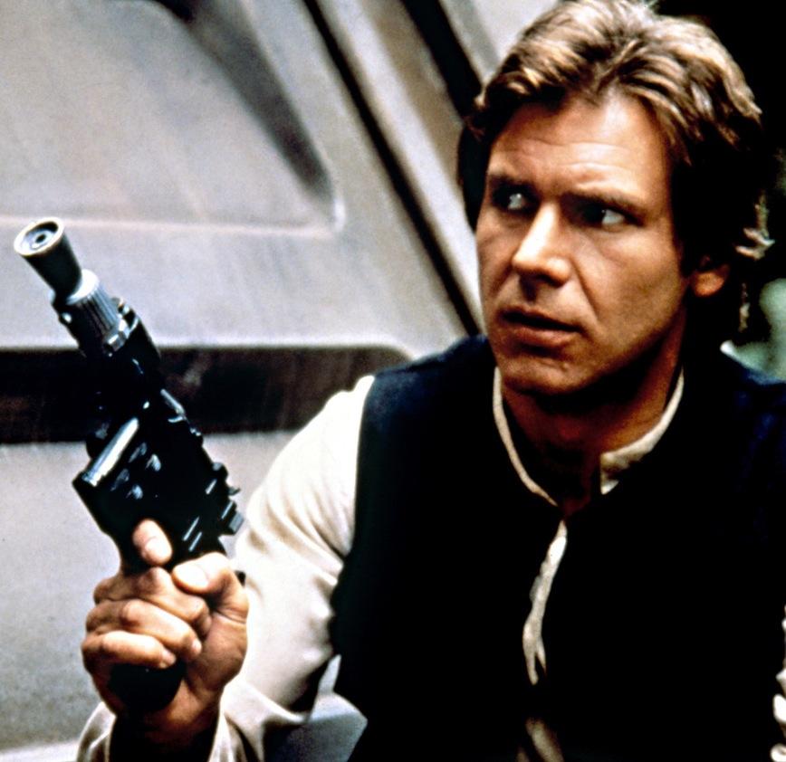 Harrison Ford w \