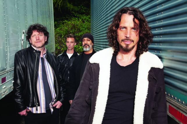 Soundgarden na Life Festival Oświęcim 2014