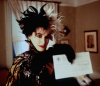 "2. Cruella de Vil (Glenn Close, ""101 dalmatyńczyków"")"