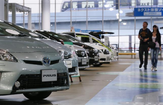 Toyota prius - 1. miejsce w kategorii aut 4-5 letnich