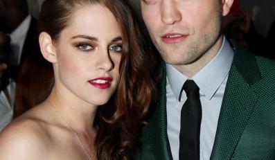 """Kristen Stewart i Roberta Pattinson razem na premierze """"Przed świtem. Częsć 2"""""""