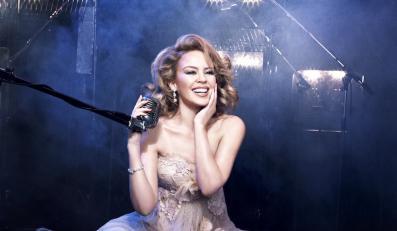 """Kylie Minogue na zdjęciach z sesji do """"Abbey Road Sessions"""""""