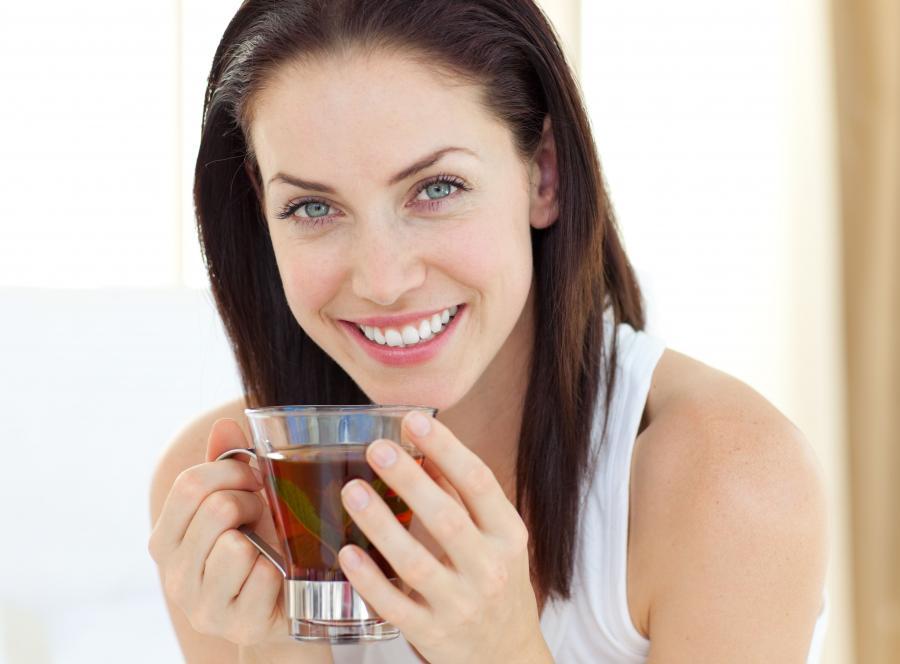 Herbata dobra na detoks