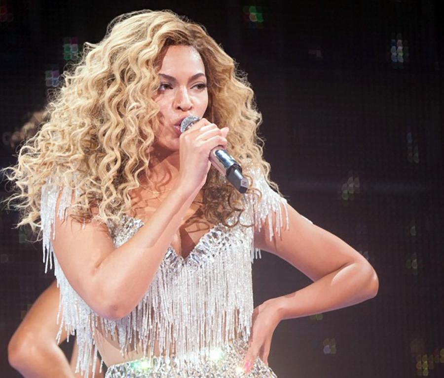 Beyoncé się zapowiada