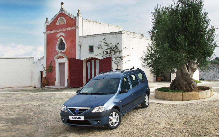 Dacia logan - 132. miejsce w kategorii aut 2-3 letnich